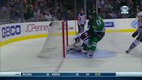 Colton Sceviour nets goal on break on Giguere