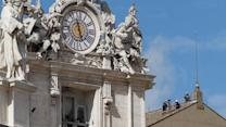 Pope conclave nears; Sistine Chapel chimney installed