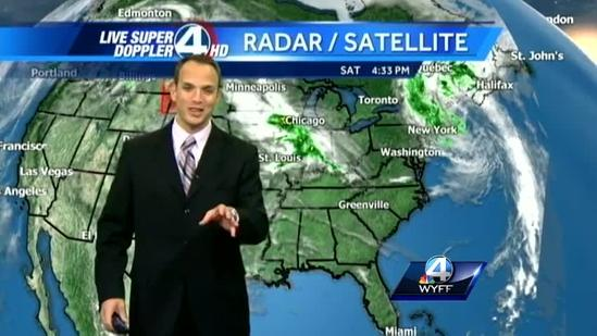 Chris Justus's Forecast for May 25, 2013