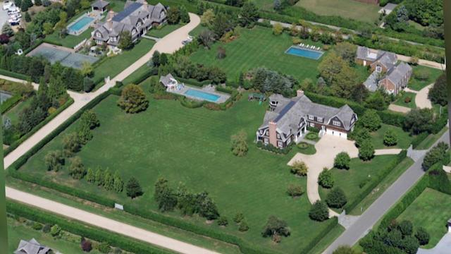 See Jennifer Lopez's New $10m Hamptons Mansion