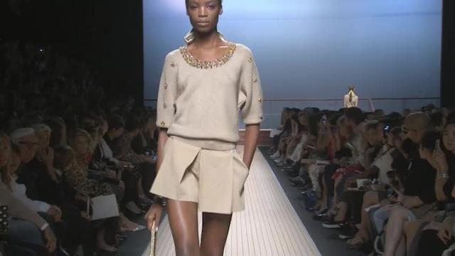 Milano Fashion Week 2013: la sfilata di Ermanno Scervino