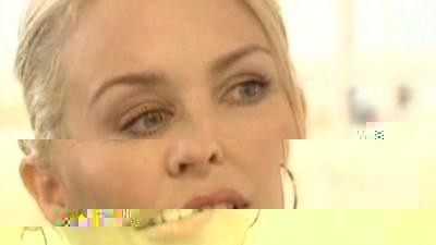 Kylie Minogue se sincera