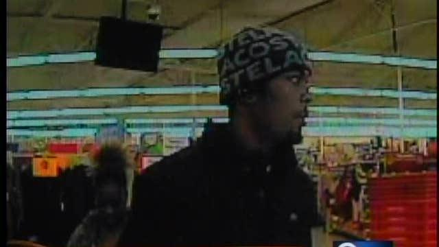 MAN ROBS FAMILY DOLLAR