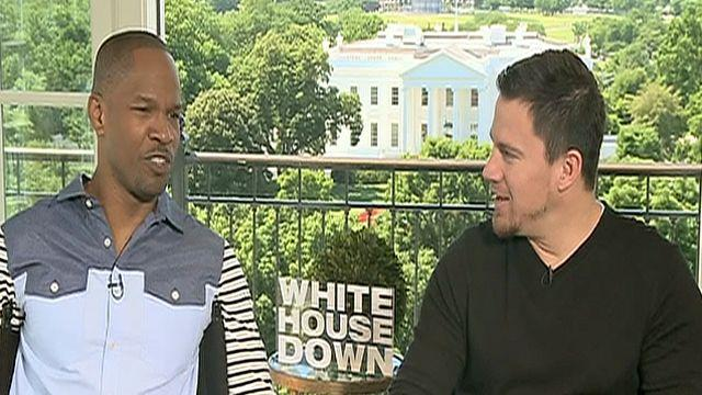 Fox Flash: White House Down