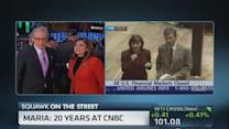 Happy Anniversary Maria: Major milestone at CNBC