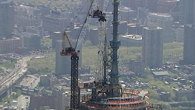 One World Trade Center Now Tallest U.S. Building