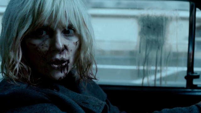 Instant Commentary: Director David Leitch on 'Atomic Blonde'