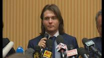 "Raffaele Sollecito acquitted: ""I need time to heal"""
