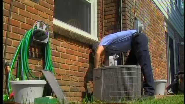 Keeping air conditioners working