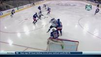 Kevin Shattenkirk blasts one past Lundqvist