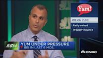 Call of the Day: Upgrading Yum Brands