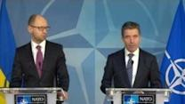 NATO Chief Vows Increased Support to Ukraine