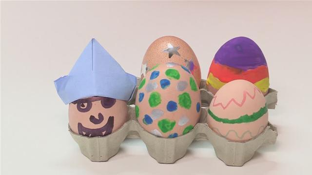 How To Design Your Own Easter Eggs
