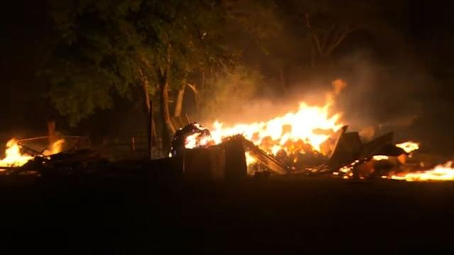Many feared dead and injured in Texas plant explosion