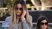Khloé Kardashian Odom Steps Out Wearing Her Wedding Ring