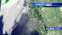 Thursday Weather Update for Northern California 11.22