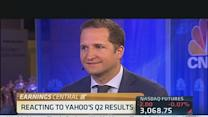 Reacting to Yahoo's Q2 results