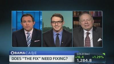 Is the economic model of Obamacare viable?