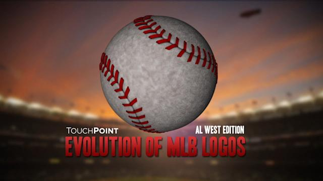 AL WEST LOGO EVOLUTION