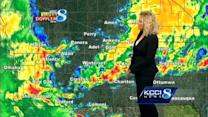 Video-Cast: Flash flood watch