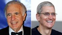 Five Tech Stocks With Most Billionaire Investors