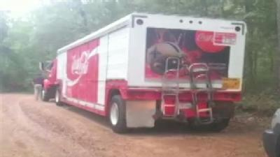 Police: Man Robs Coke Truck Driver