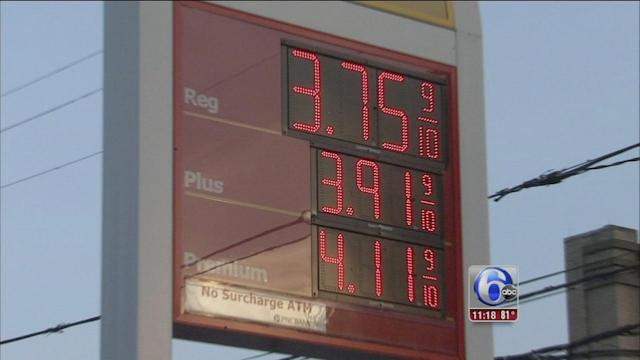 Eye on July 4th gasoline prices