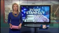 Mainers to see cut in SNAP benefits