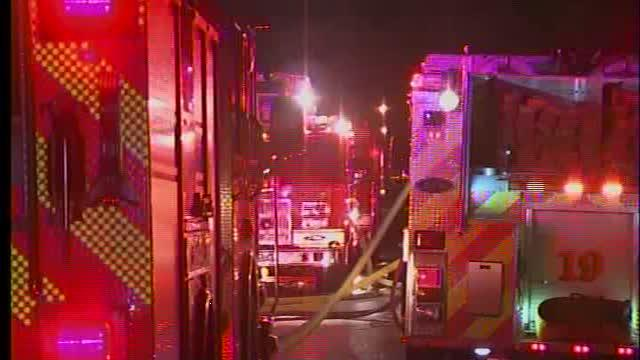 House fire causes extensive damage