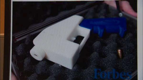 3D Printed gun causes concern among lawmakers
