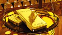 What's weighing on gold prices?