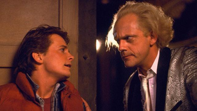 Back To The Future: Test Screening