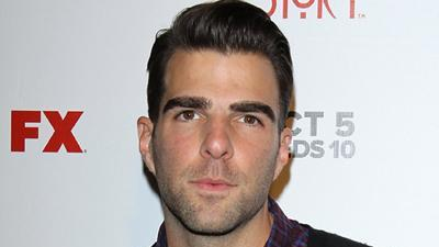 Zachary Quinto Gets Really 'Freaked' Out Over 'American Horror Story'
