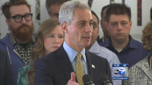 Plan to pay Chicago pensions would raise property taxes