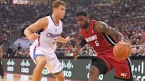 Heat vs. Clippers