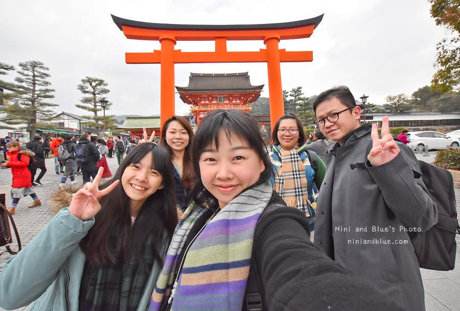 京都景點推薦 伏見稻荷神社 鳥居 怎麼去06