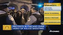 CNBC update: Protests in Chicago