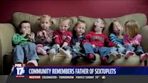 Father of Famous Michigan Sextuplets Unexpectedly Dies