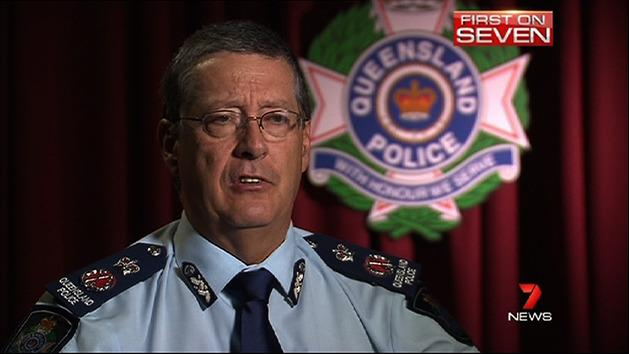 Qld's top cop reveals priorities