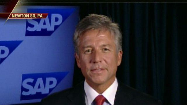 SAP Sees 22% Growth in Europe