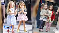 Sarah Jessica Parker's Toddler Twins Style Themselves