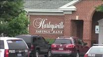 Police investigate 2 bank robberies in Montgomery County