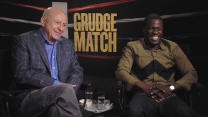 Kevin Hart And Alan Arkin Talk 'Grudge Match'