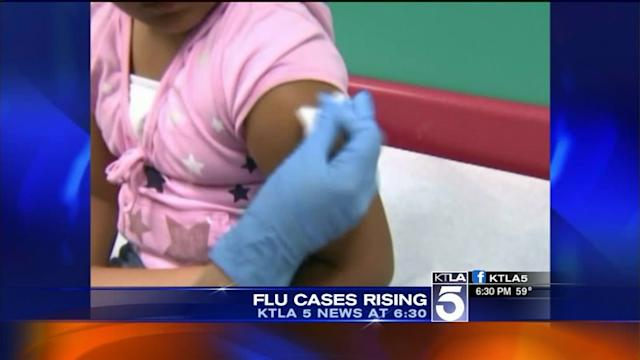 Flu is Striking Early This Season: Officials