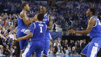 Who will win 'very unlikely' NCAA final?