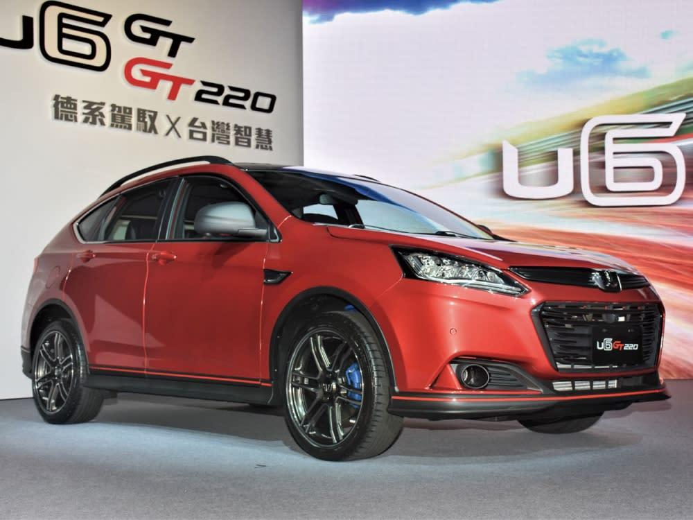 【企劃報導】智慧思維 運動升級 LUXGEN U6 GT / GT220