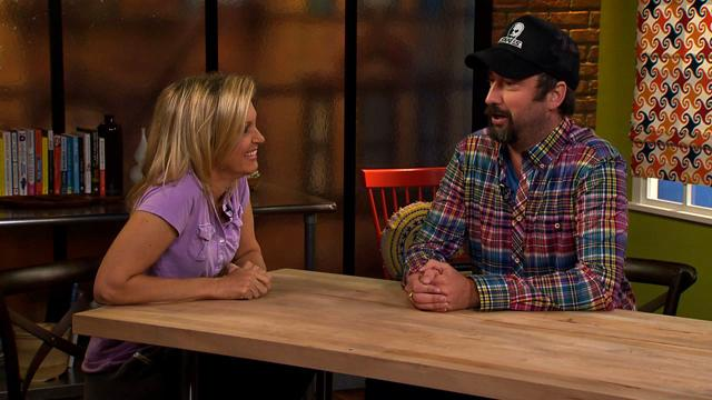 Comedian Tom Green on Reality TV