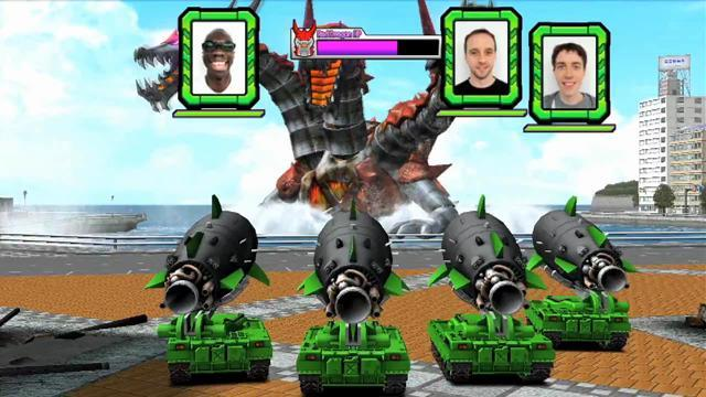 Tank! Tank! Tank! - Gameplay Trailer