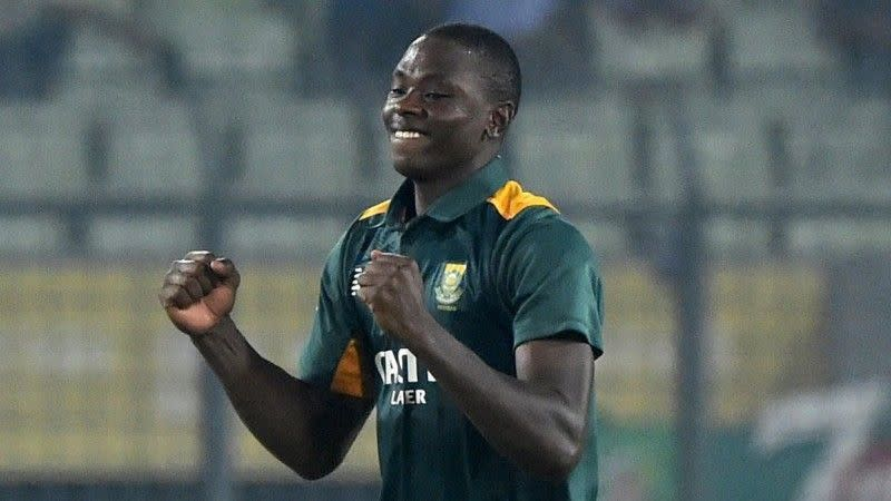 Kagiso Rabada will be crucial to South Africa's chances at the World Cup