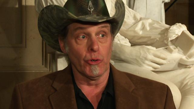 Ted Nugent: Answer to reducing gun violence